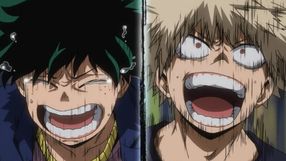 all might vs all for one - momentos marcantes 11