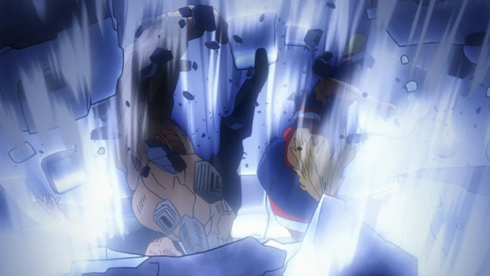 all might vs all for one - momentos marcantes 16
