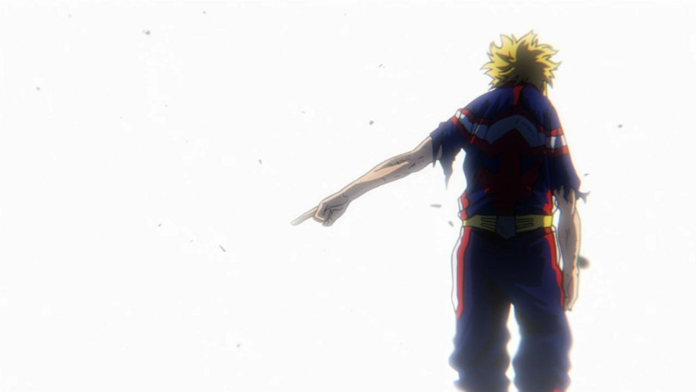 all might vs all for one - momentos marcantes 20