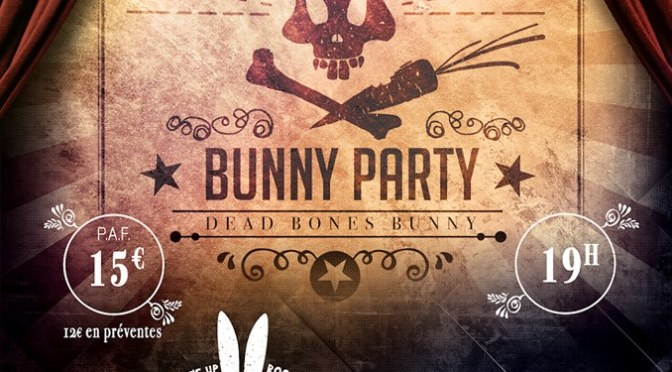 [LIVE-REPORT] Dead Bones Bunny, Funny Ugly Cute Karma, Not Bad @ La Boule Noire (09/02/2019)