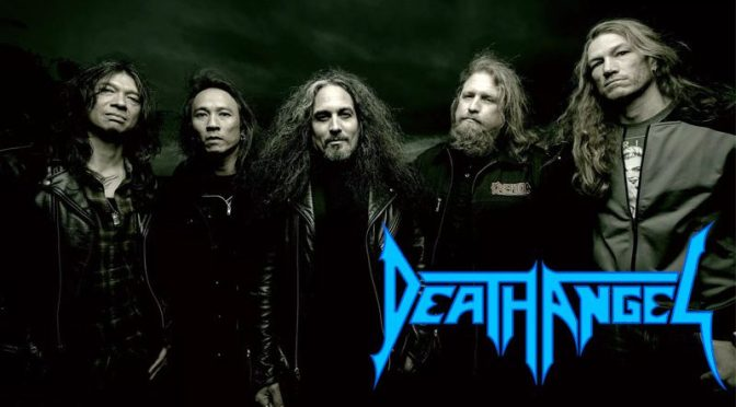 [CHRONIQUE] Death Angel – Humanicide