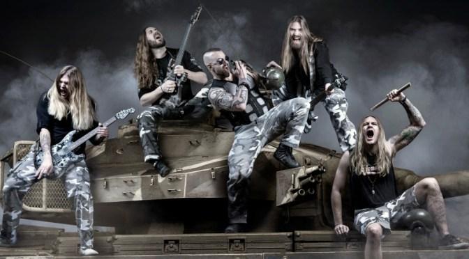 [INTERVIEW] Joakim Broden (SABATON) : «Si on reste un groupe de metal, nous sommes tous passionnés d'Histoire»