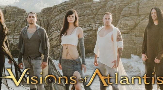 [INTERVIEW] Clémentine Delauney (Chant-Visions Of Atlantis) : «Ce n'est pas parce qu'on est dans l'exploration sans un but précis qu'on est perdu»