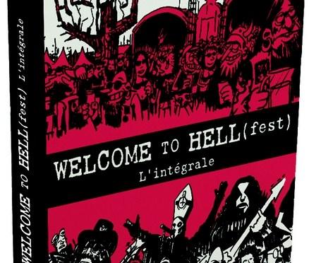 [INTERVIEW] Sofie Von Kelen (Welcome To Hell(fest)) : «En 2013, on s'est dit qu'on allait faire un album BD»