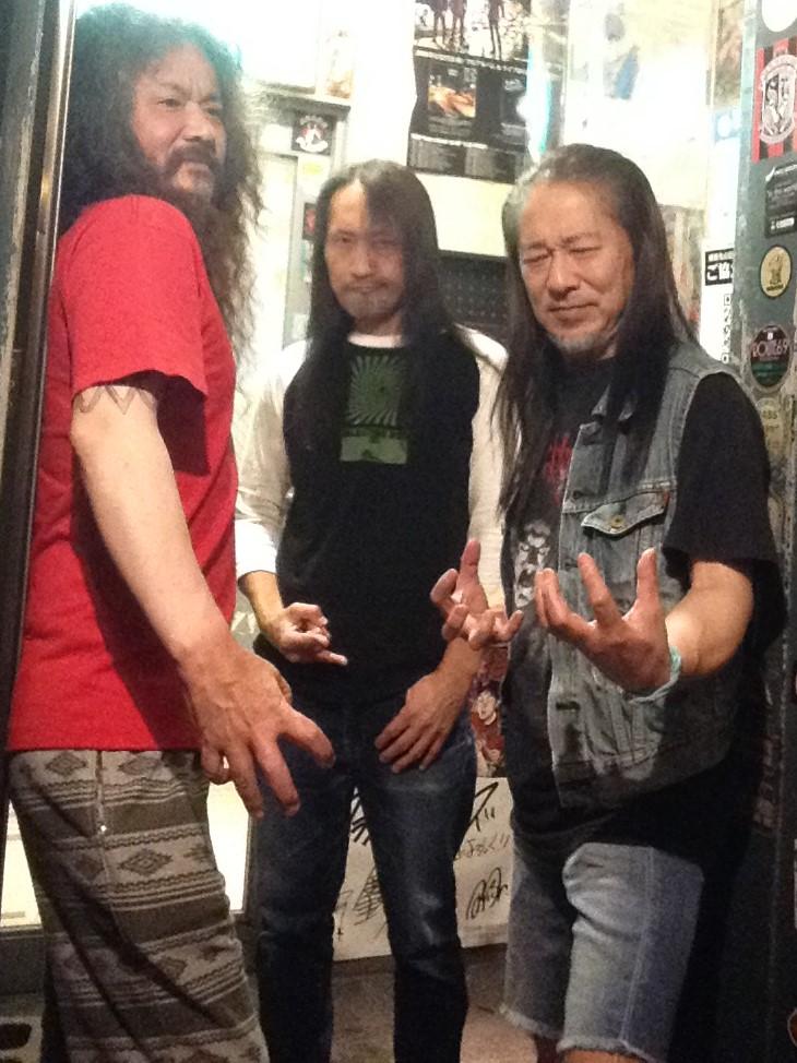 Sabbat japan metal legend