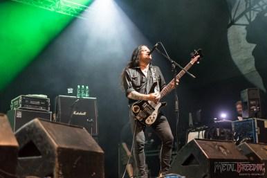 Bömbers at Metaldays 2017