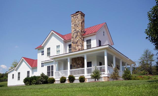 Classic Virginia Farmhouse W Lovely Interior 10 HQ