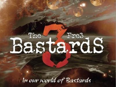The Fre3 Bastards – In Our World Of Bastards (EP)
