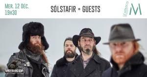 Sólstafir + Guests @ le moloco
