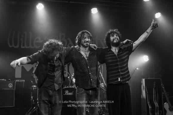 Mon B.Blues Fest - WILLE & THE BANDITS - Photo Lola Photographie - Laurence AMIELH