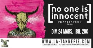 No One is Innocent @ La Tannerie