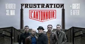Frustration + Structures + Moar @ L'Antonnoir