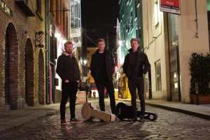 St Patrick 100% Irish : Top Shelf + The Tourists @ La Poudrière