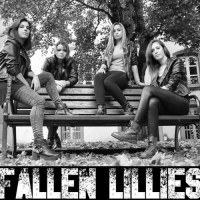 Fallen Lillies - EP Within wolves' den