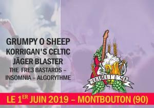 Montbout'd'Son - Edition 2019 @ Festival Montbout'd'Son