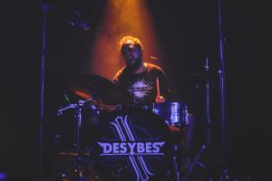 DESYBES - RELEASE PARTY - DORINE MAILLOT