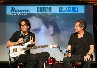Steve Vai Live from The Cutting Room 8/22/17