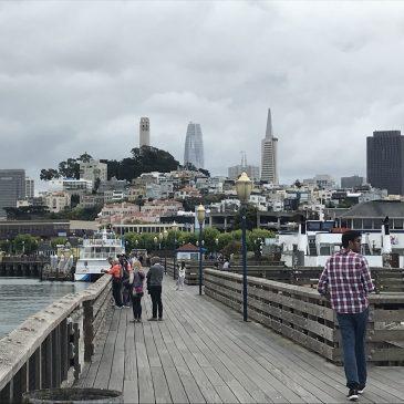 Das große Finale: San Francisco, CA