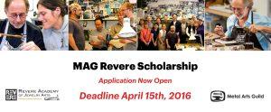 revere scholarship
