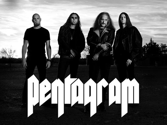 Resultado de imagem para Pentagram band