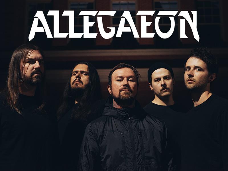 美國技術死 Allegaeon 公布新曲影音Stellar Tidal Disruption
