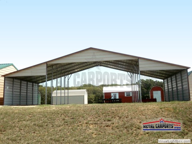 Metal Carport Photos Metal Carports Eagle Metal Carports RV Covers Metal Garages And Barns