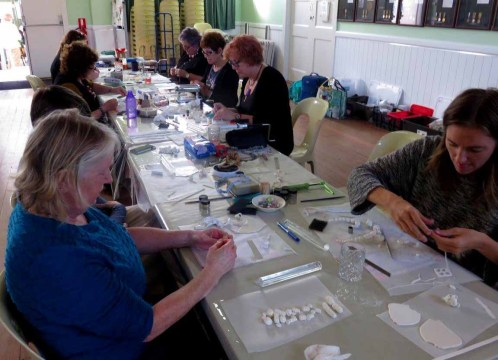PolymerClay Workshop May 2016