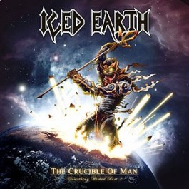 ICED EARTH. THE CRUCIBLE OF MAN - SOMETHING WICKED PART II.