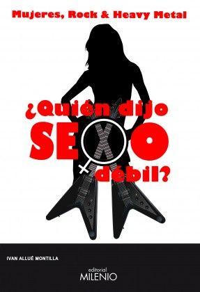 Mujeres & Heavy Metal_portada_Milenio