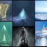 New discovery about the Bermuda triangle