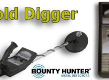 Bounty Hunter Gold Metal Detector