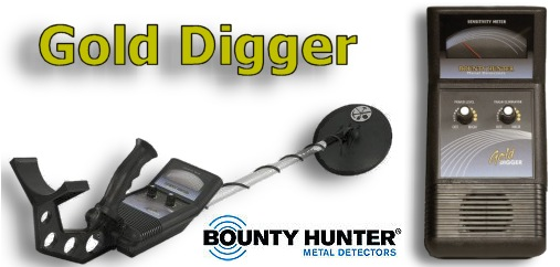 Bounty Hunter Gold Metal Detector