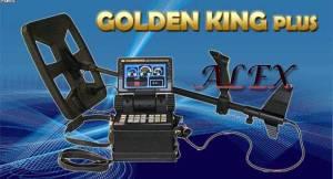 Nokta Golden King DPR Plus metal detector