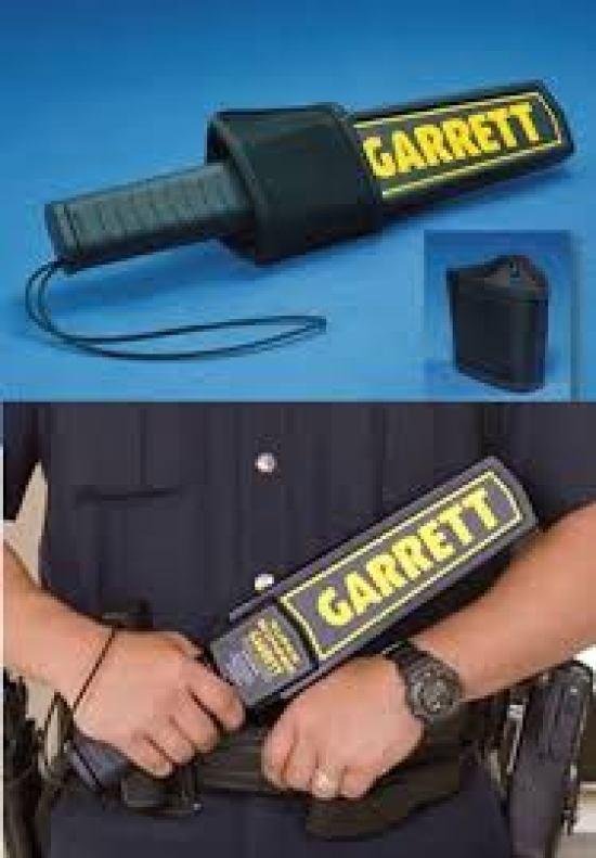 Hand-held metal detector Garrett 1165180