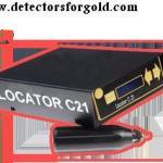 Metal detector 2012 Locator C21