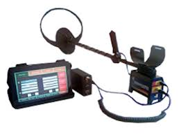 Detector deep FX 3000 search of coins