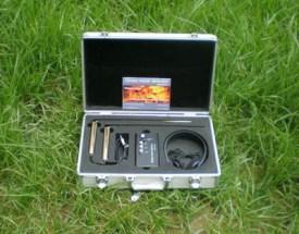 Mini FM underground metal detector