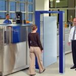 Security inspection detectors for security services