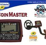 goldmaster 2 metal detector for sale