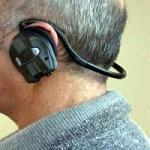 Wireless headphones XP WS1 2CH