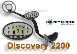 bounty hunter discovery 2200 metal detector review rh metaldetectorsforgold net discovery 2200 metal detector user manual Discovery 2200 How It Works