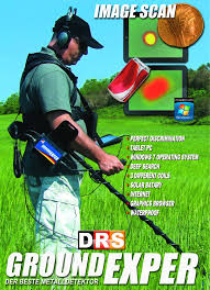 Depth DRS FX II gold nuggets detector
