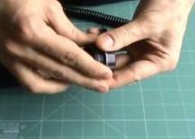 Garrett Pro pointer System for safe wearing