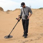 History and origin of the metal detector
