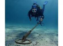 أجهزة الكشف عن المعادن تحت سطح الماء للبيع
