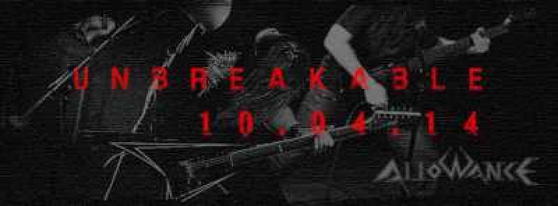 Allowance más temas de su Unbreakable para su escucha o descarga