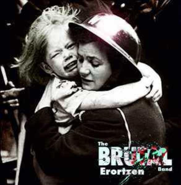The Brutal Band disco nuevo Erortzen