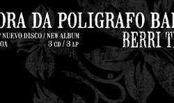Berri Txarrak nuevo disco en Noviembre