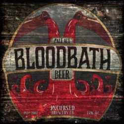 Incursed «Beer Bloodbath» fecha edición digital