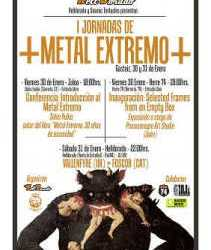 Jornadas de metal extremo en Gasteiz